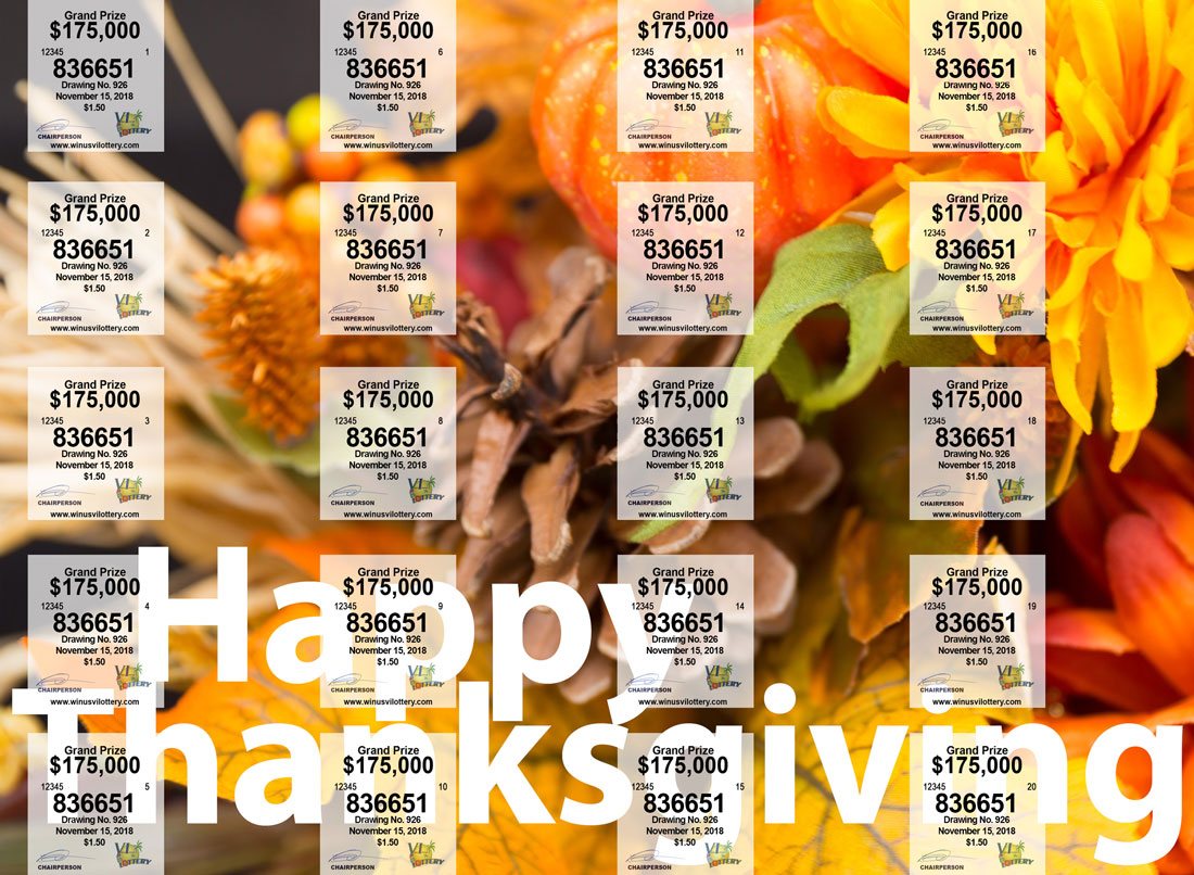 Happy Thanksgiving Day Ticke is now on sale!