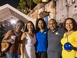VI Lottery's 80th Anniversary Block Party Photo Gallery