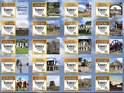 VI Lottery Our Islands' Historic Beauty Ticket