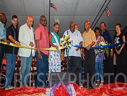 Virgin Islands - Puerto Rico Village Opening Ceremony 2016