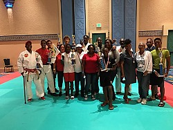 VI Lottery Supports Youth in the Martial Arts